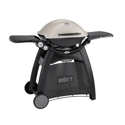 Barbecue a gas Weber Q3000 Titanium 2 bruciatori