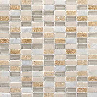 Mosaico Glass marble 30 x 30 cm: prezzi e offerte online