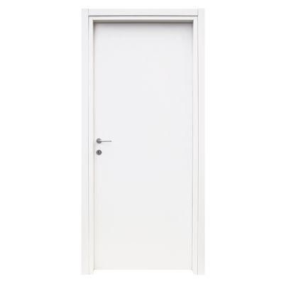 Porta da interno battente Belvedere bianco 80 x H 210 cm reversibile ...