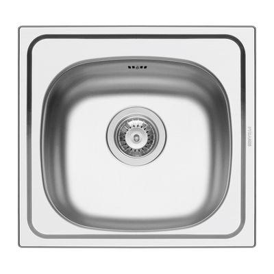 Lavello incasso L 47 x P 44 cm 1 vasca: prezzi e offerte online