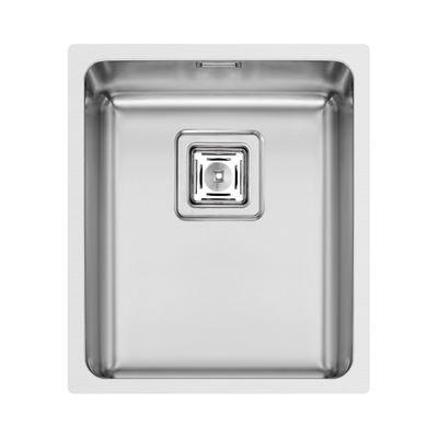 Lavello incasso Lume L 34 x P 40 cm 1 vasca: prezzi e offerte online