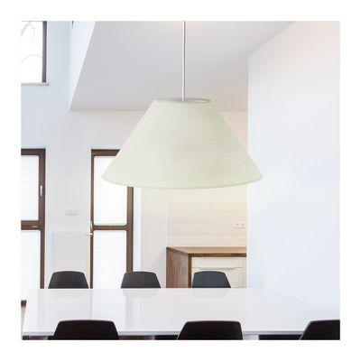 Paralume per lampada da tavolo elegant ceramica lampada da tavolo con paralume grande schuller - Cappelli per lampade da tavolo ...