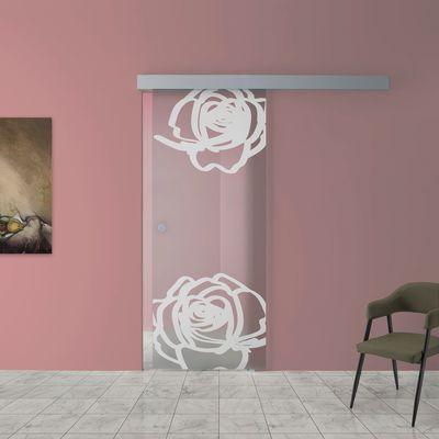 Porta da interno scorrevole Rose 88 x H 215 cm reversibile: prezzi e ...