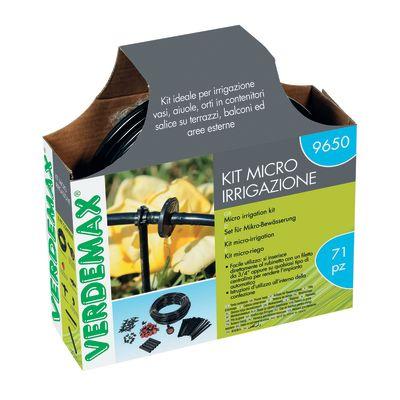 Kit microirrigazione Verdemax 10 vasi: prezzi e offerte online
