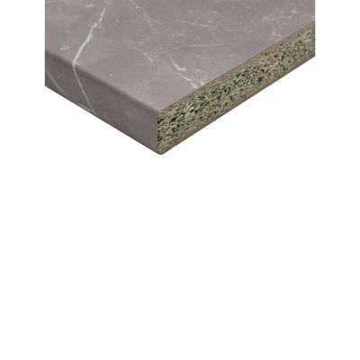 Piano cucina laminato Botticino marrone 3.8 x 60 x 304 cm: prezzi e ...