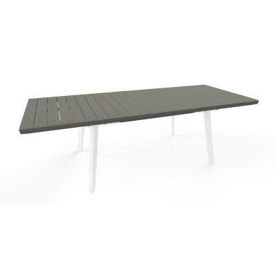 Tavolo allungabile Harmony, 160 x 100 cm bianco: prezzi e offerte online