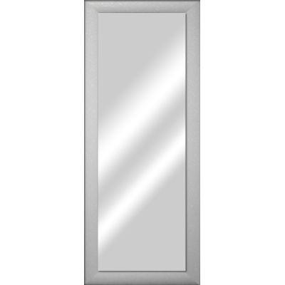 specchio da parete rettangolare Glitterata bianco 42 x 132 cm ...