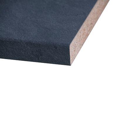 Piano cucina laminato Luserna nero 3.8 x 60 x 304 cm: prezzi e ...