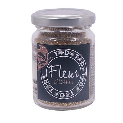Glitter fleur argento 90 g prezzi e offerte online for Pittura glitter leroy merlin