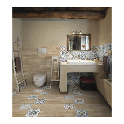 Piastrelle bagno 20x20 affordable cucina adriatico x cm beige spessore mm bicottura pasta rossa - Piastrelle in offerta bricoman ...