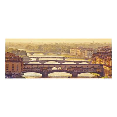 Stampa su tela firenze ponte vecchio 40x125 prezzi e for Leroy merlin stampe