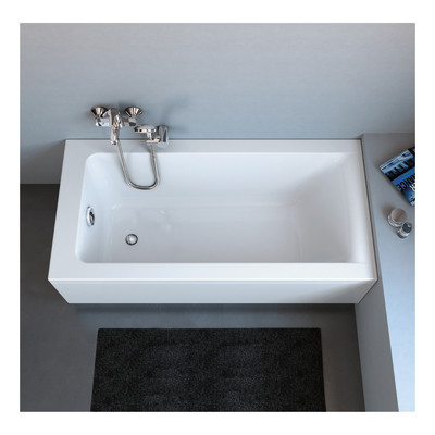 Vasca ideal standard flower 140 x 70 cm prezzi e offerte - Vasche da bagno piccole con seduta ...