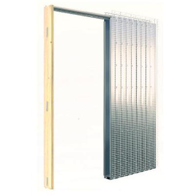Controtelaio porta scorrevole per cartongesso 70 x 210 cm - Porte scorrevoli in vetro leroy merlin ...