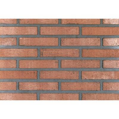 Pavimenti e rivestimenti-Rivestimento decorativo Maison rosso mattone ...