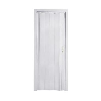 Porta a soffietto luciana bianco l 88 5 x h 214 cm prezzi for Porte a soffietto on line