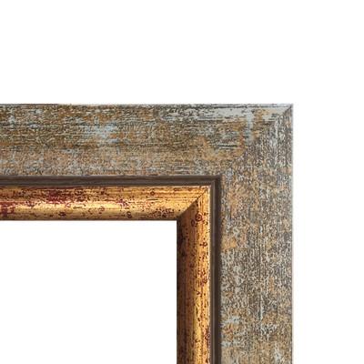 Cornice boston avorio 40 x 50 cm prezzi e offerte online for Leroy merlin cornici