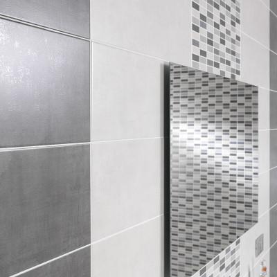 Piastrella sirio 20 x 50 antracite prezzi e offerte online - Paraspigoli per piastrelle bagno ...