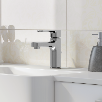 Mobile bagno florida bianco l 70 cm prezzi e offerte online for Bianco leroy merlin