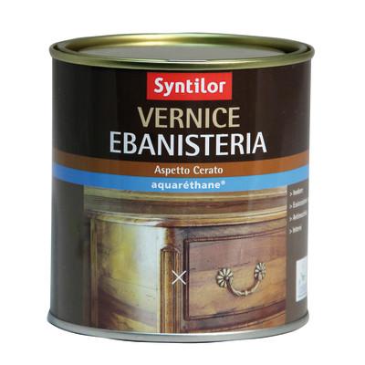 Vernice syntilor ebanisteria noce 250 ml prezzi e offerte for Vernice sottosopra leroy merlin