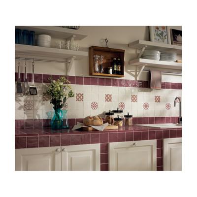 Piastrella jolie 10 x 10 avorio prezzi e offerte online - Mattonelle cucina leroy merlin ...