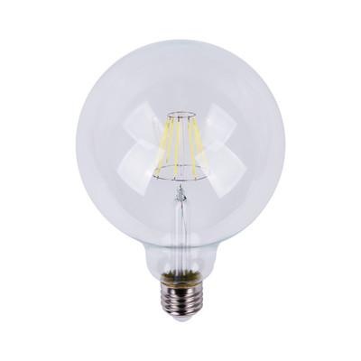 Lampadina LED Lexman Filamento E27 =75W globo luce ...