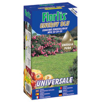 Concime universale per giardino Energy blu Flortis 1000 g