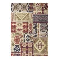 Tappeto Modern kilim multicolore 160 x 230 cm