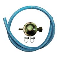 Regolatore gas per stufe in kit