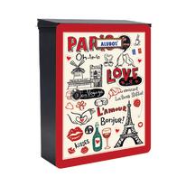 Cover pesonalizzabile Mia Parigi, formato rivista, L 27 x H 37 x P  0,5 cm