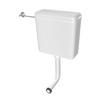 Cassetta WC da esterno Siamp Prima doppio tasto
