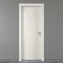 Porta da interno battente Ipanema bianco 60 x H 210 cm sx