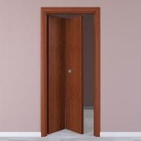 Porta da interno pieghevole Rose 80 x H 210 cm sx