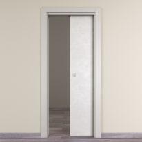 Porta da interno scorrevole Hunk luna 70 x H 210 cm reversibile
