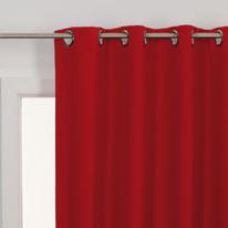 Tenda Oscurante Inspire rosso 145 x 280 cm