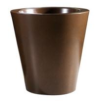 Vaso Shining ø 40 cm ruggine