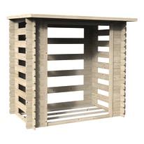 Legnaia in legno 1,56 m², spessore 19 mm