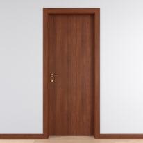 Porta da interno battente Schubert 60 x H 210 cm reversibile