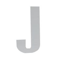 Lettera adesiva J
