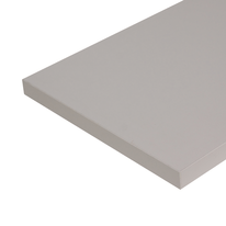Pannello melaminico beige cachemire 25 x 300 x 1000 mm