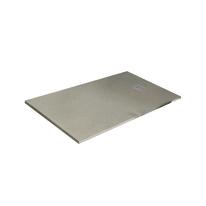 Piatto doccia resina Strato 120 x 80 cm crema