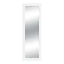 specchio da parete rettangolare Wally bianco 72 x 182 cm