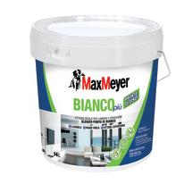 Idropittura lavabile bianca Max Meyer Bianco Più 14 L