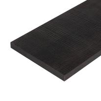 Pannello melaminico rovere scuro 18 x 200 x 600 mm