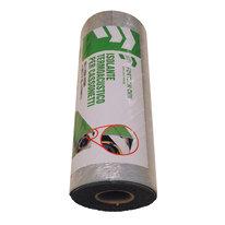 Rotolo in polietilene isolante per cassonetti tapparelle Fortlan L 3000 mm x H 375 mm, spessore 3 mm