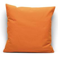 Fodera per cuscino arancione 40 x 40 cm