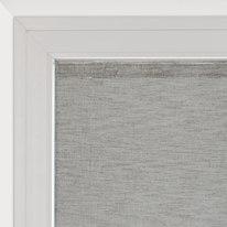 Tendina a vetro per finestra Cambogia grigio 60 x 150 cm