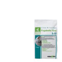Stucco per fughe in polvere Kerakoll Fugabella Eco 2-12 bianco 5 kg
