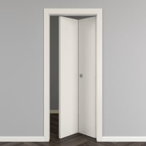 Porta da interno pieghevole Strauss 70 x H 210 cm reversibile
