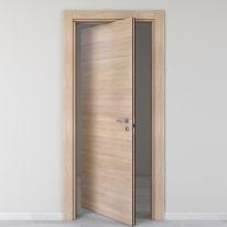 Porta da interno rototraslante Ritz Rosa del deserto 70 x H 210 cm sx