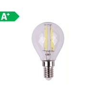 Lampadina LED Lexman Filamento E14 =40W sfera luce naturale 360°